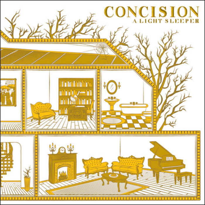 Concision cover art