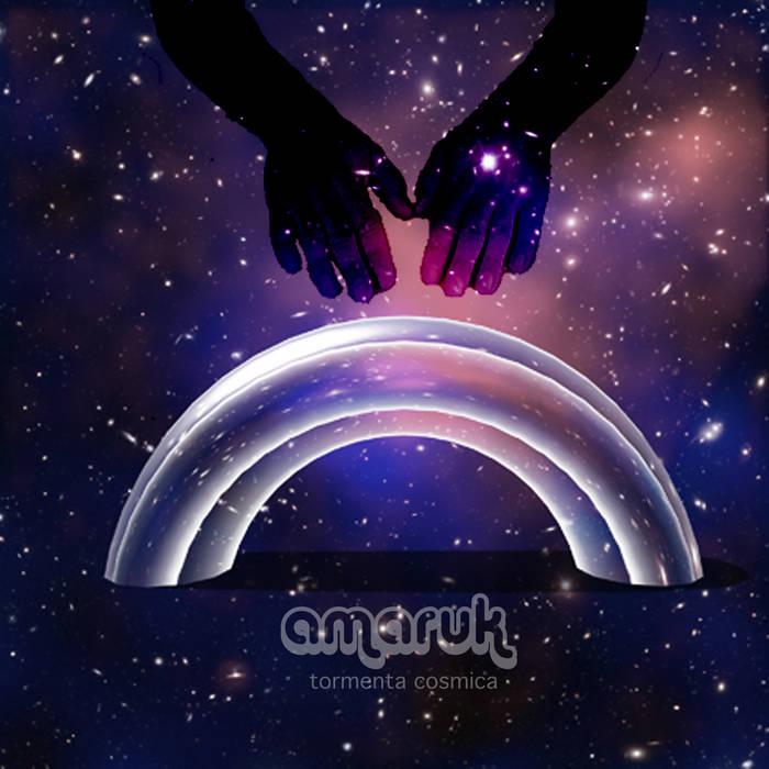 Amaruk : Tormenta Cósmica cover art