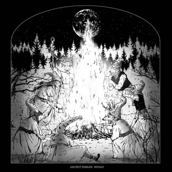 Split with ANCIENT EMBLEM cover art