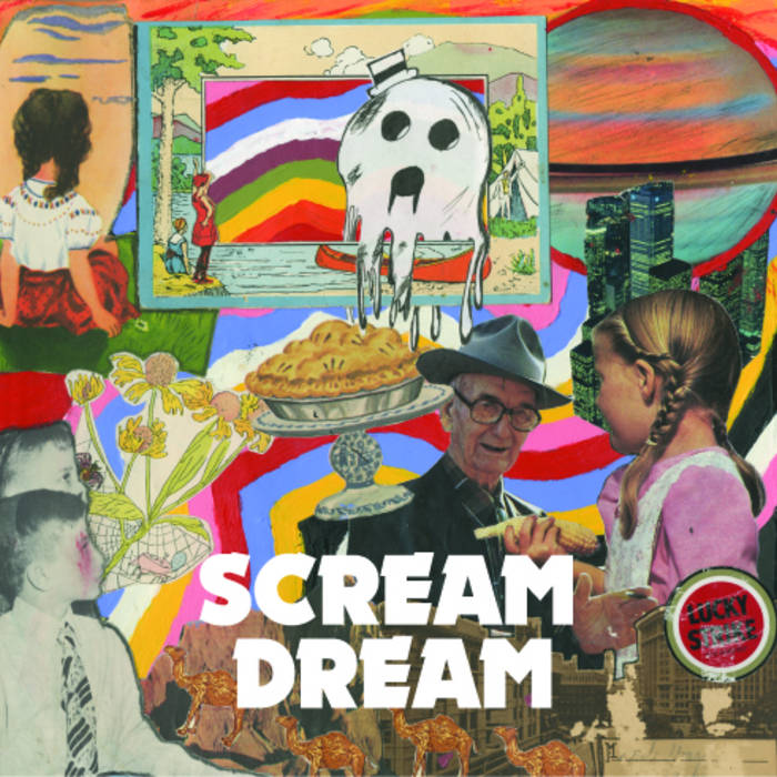Scream Dream cover art