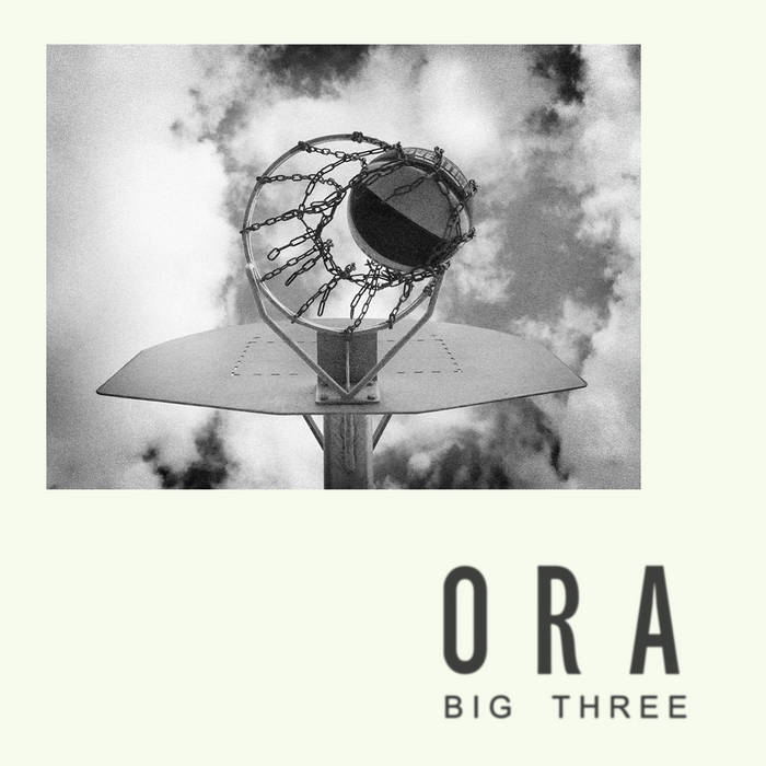 BIG THREE cover art