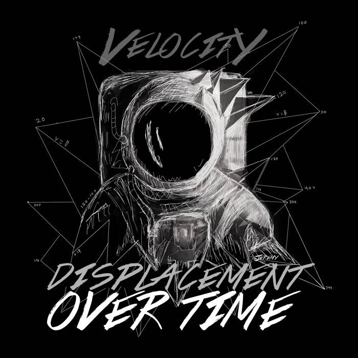 Displacement Over Time cover art