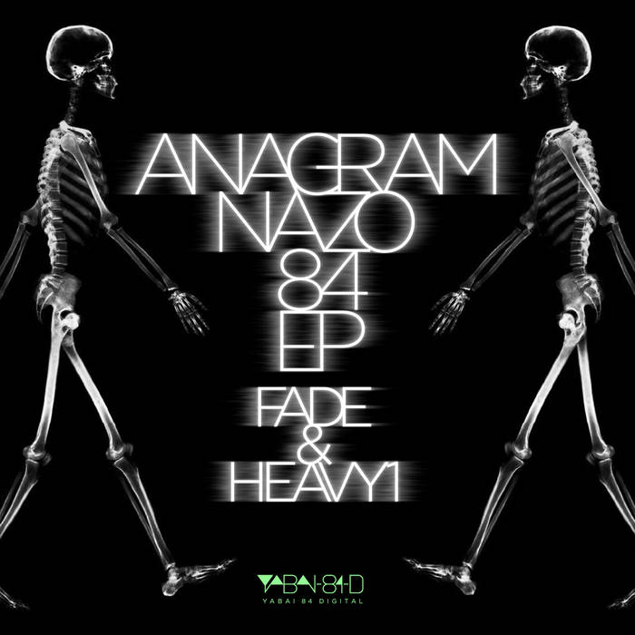 Anagram Nazo 84 EP ( Yabai 84 Digital ) cover art