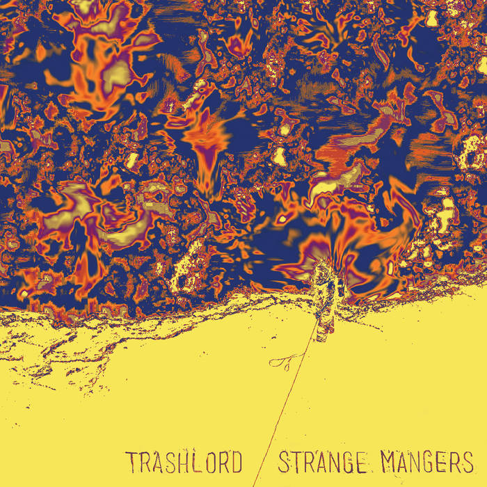 Trashlord Split cover art