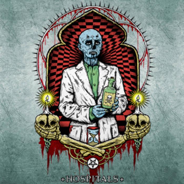 Hospitals cover art