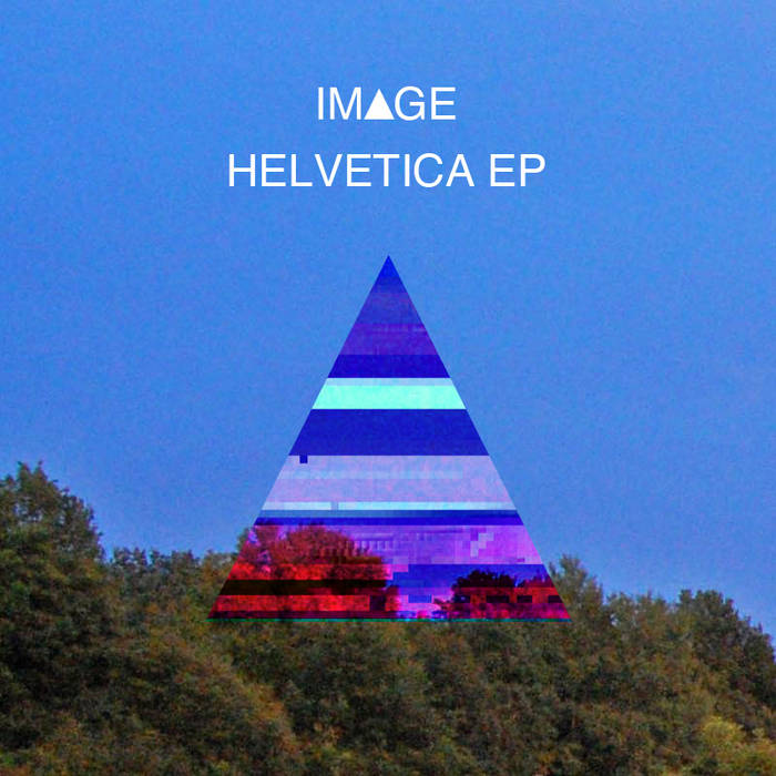 Helvetica EP cover art