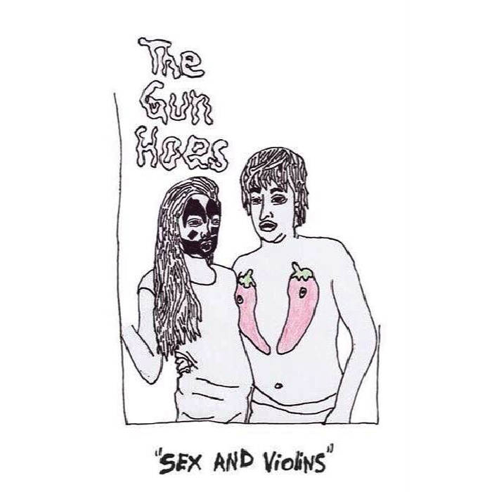 """""""Sex and Violins"""" cover art"""