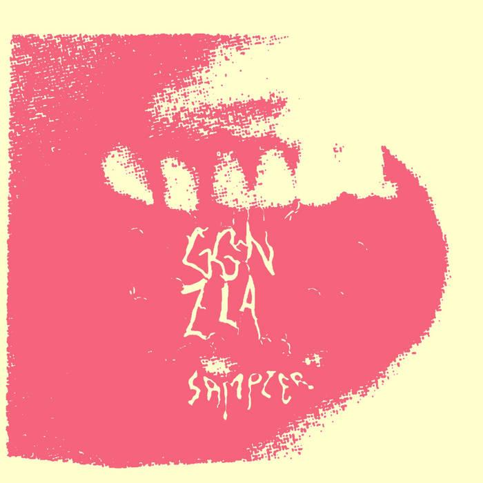 ggnzla SAMPLER (a) cover art