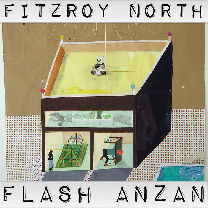 Flash Anzan cover art