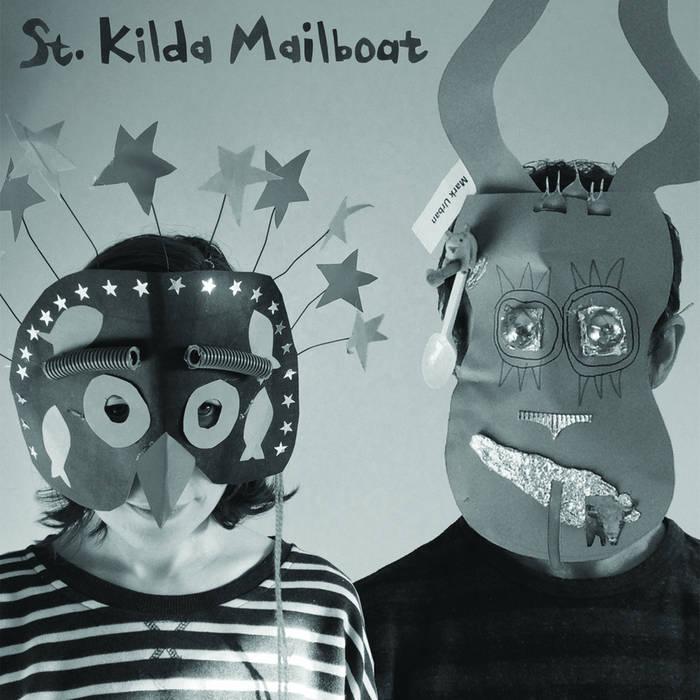 St Kilda Mailboat cover art