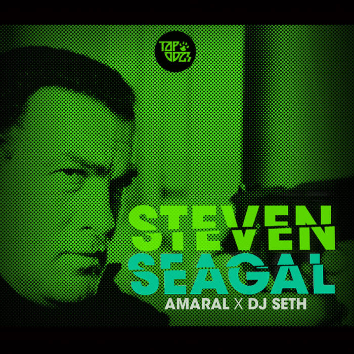 Mixtape Steven Seagal cover art