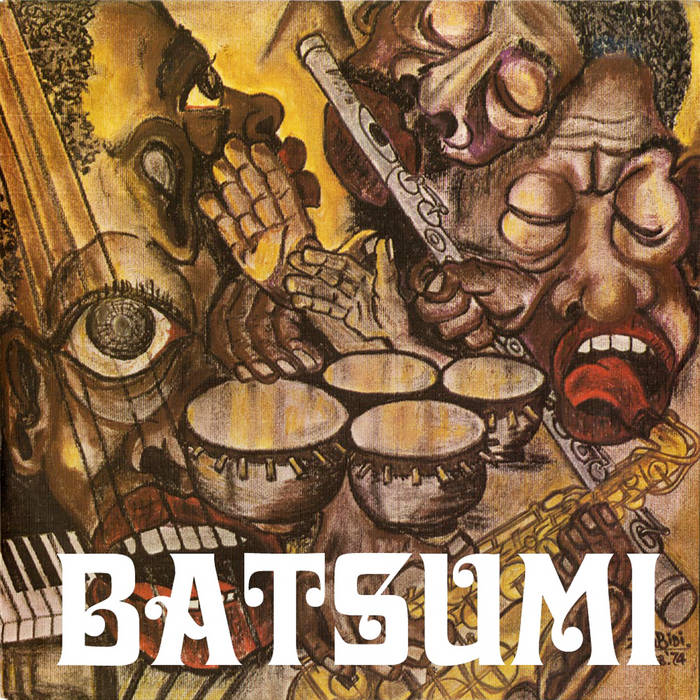 Batsumi cover art
