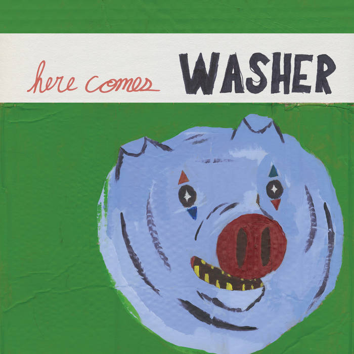 Here Comes Washer cover art
