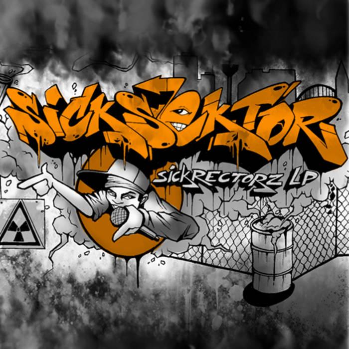 SickRecTorz LP cover art