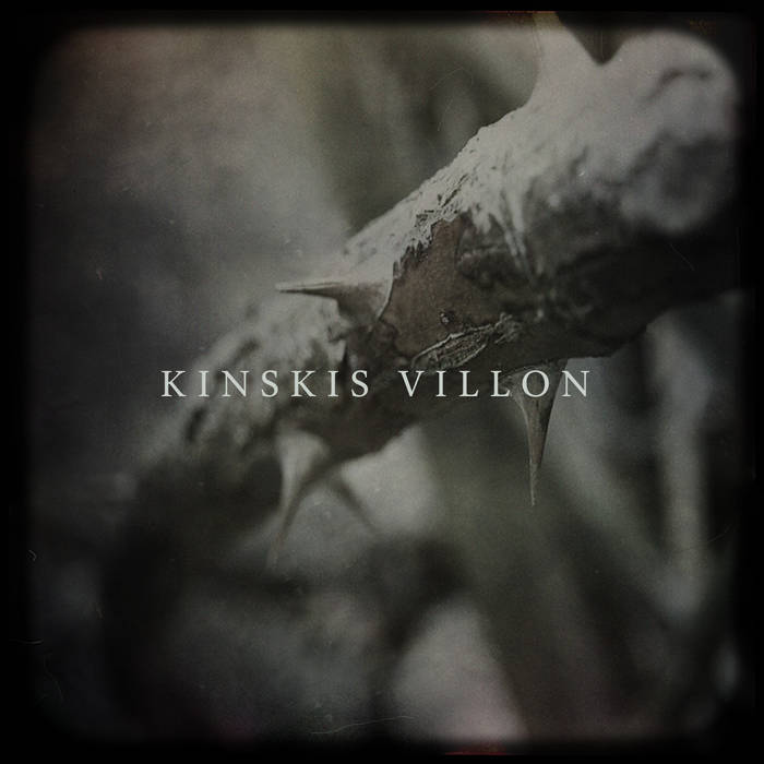 Kinskis Villon cover art