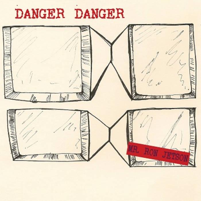Danger Danger cover art