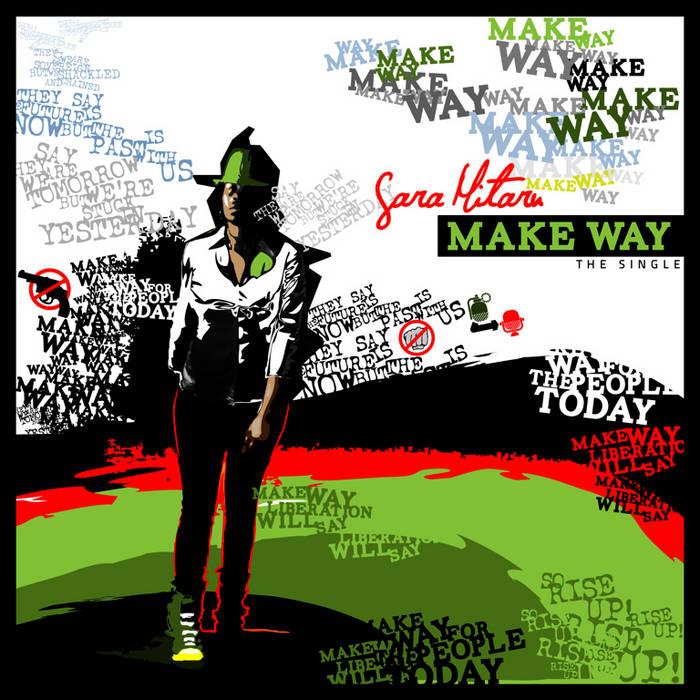 MAKE WAY cover art
