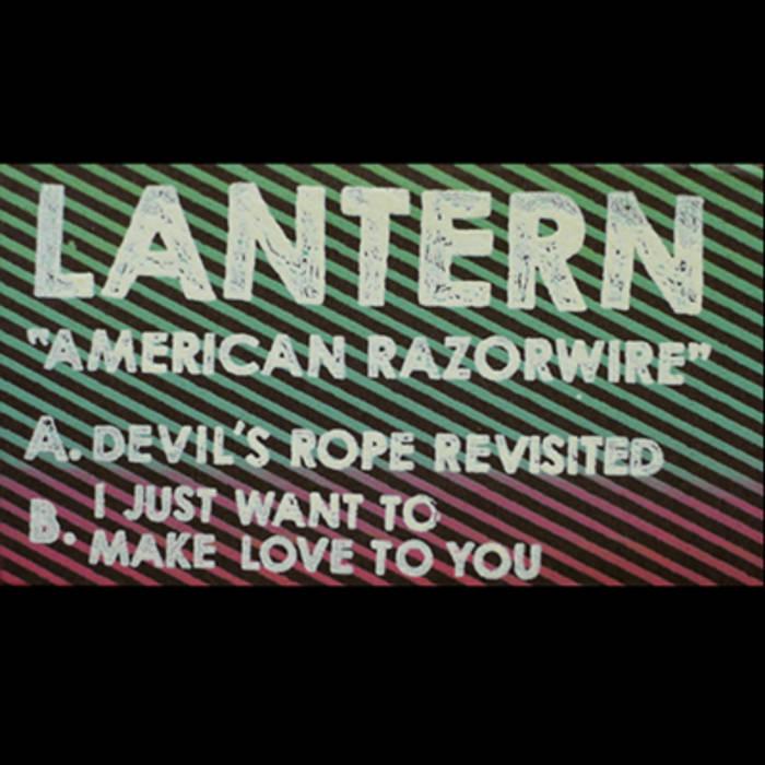 American Razorwire EP cover art