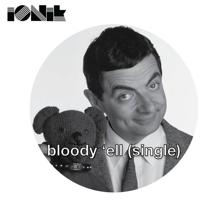bloody 'ell (single) cover art