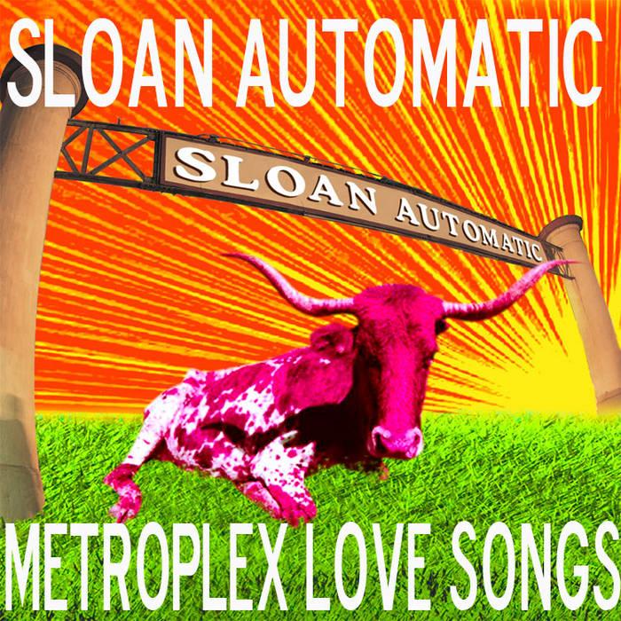 """Metroplex Love Songs"" cover art"