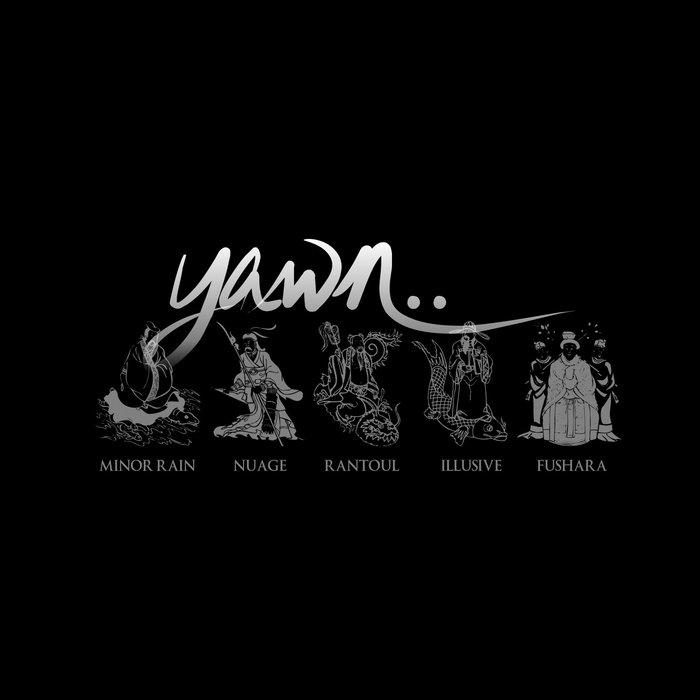 Minor Rain / Nuage / Rantoul / Illusive / Fushara  - Yawn.. (Advance Sampler) cover art