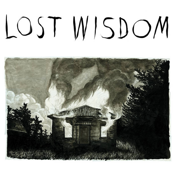 Lost Wisdom cover art