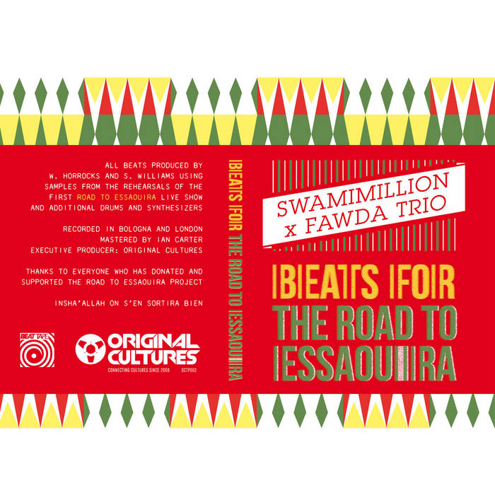 Beats For The Road To Essaouira cover art