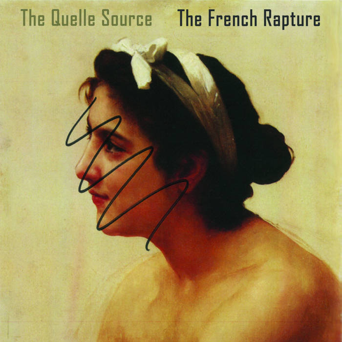 The French Rapture EP cover art