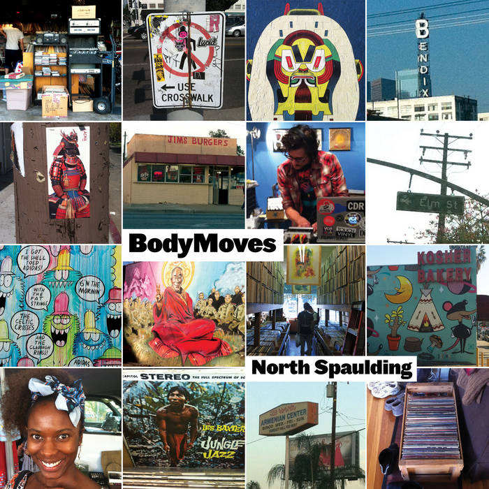 North Spaulding cover art