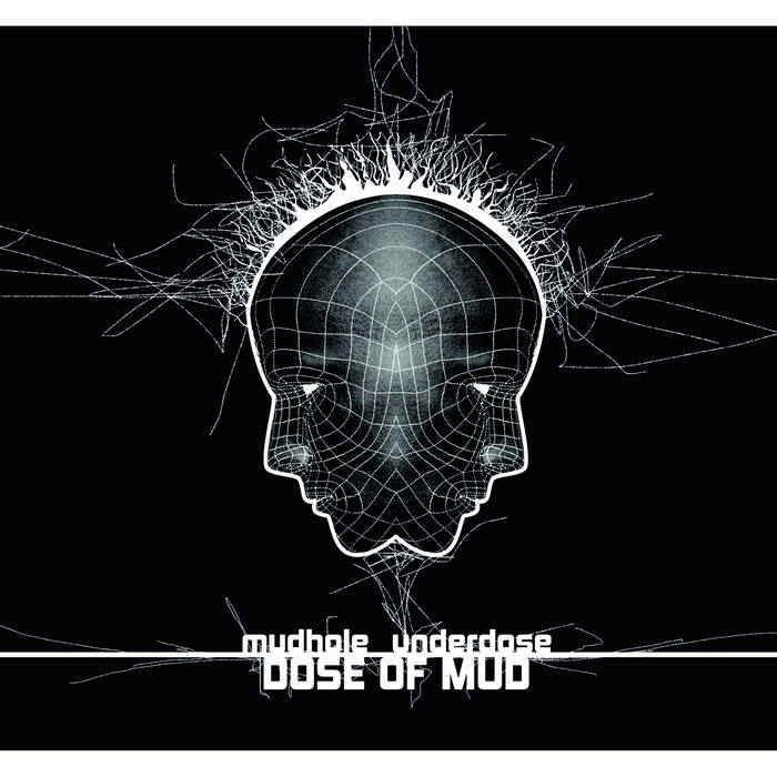 Dose Of Mud - Split CD cover art