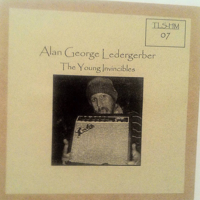 The Young Invincibles cover art