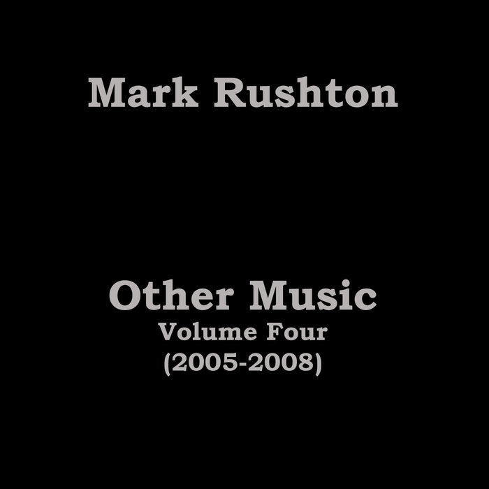 Other Music Volume Four (2005-2008) cover art