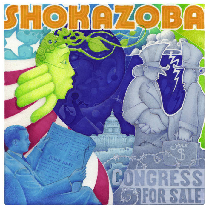 Congress For Sale cover art