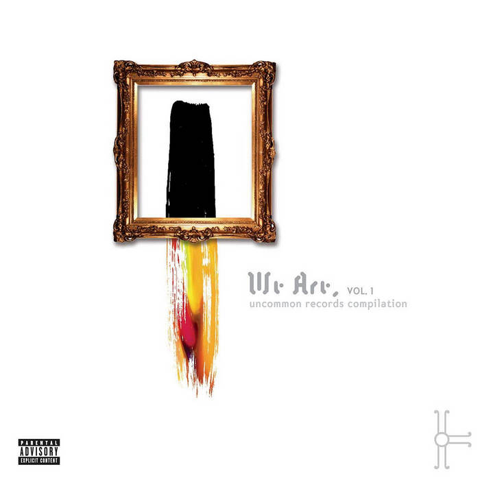 We Are, Vol. 1: Uncommon Records Compilation cover art