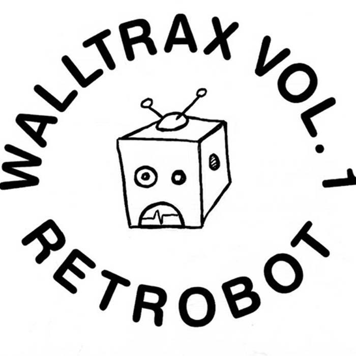 Vol 1 Retrobot cover art