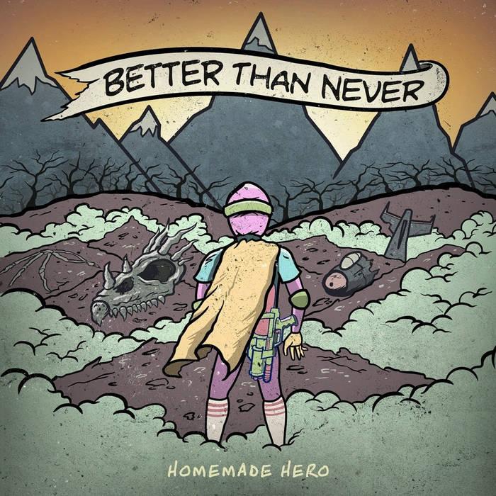 Homemade Hero cover art