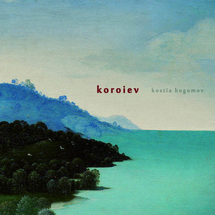 Kostia Bogomov cover art