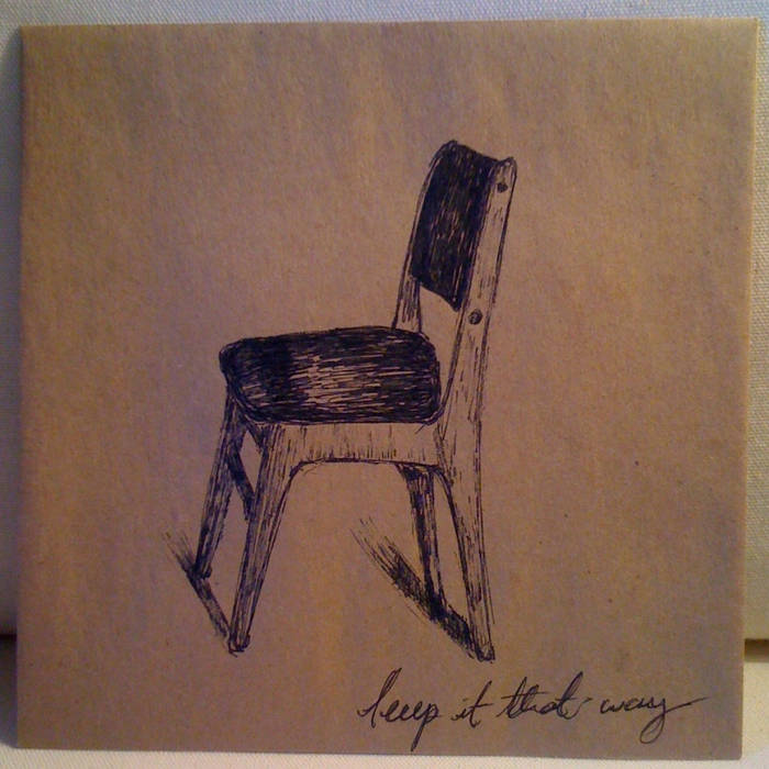 Keep It That Way (ep) cover art