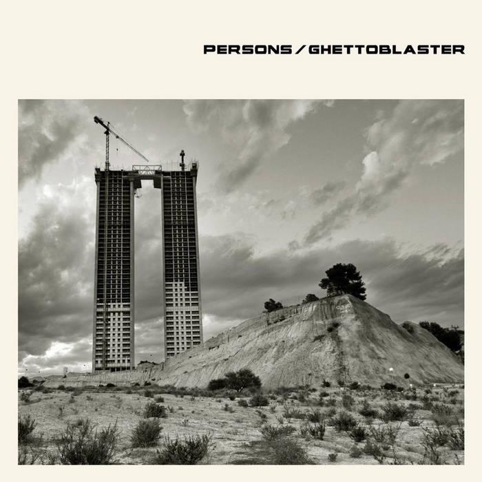 Ghettoblaster cover art