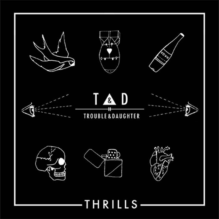 THRILLS cover art