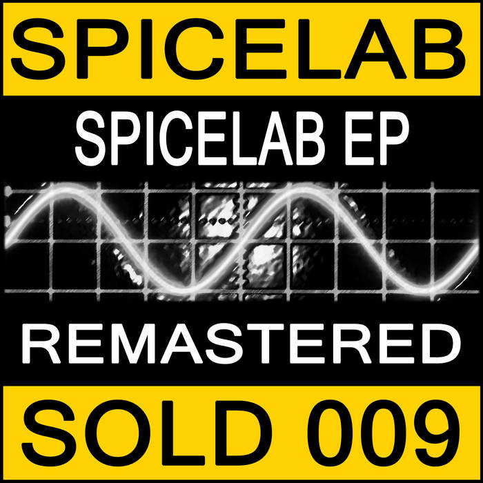 Spicelab EP - Remastered cover art