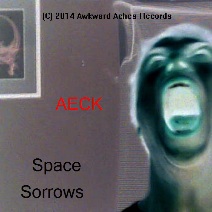 Space Sorrows cover art