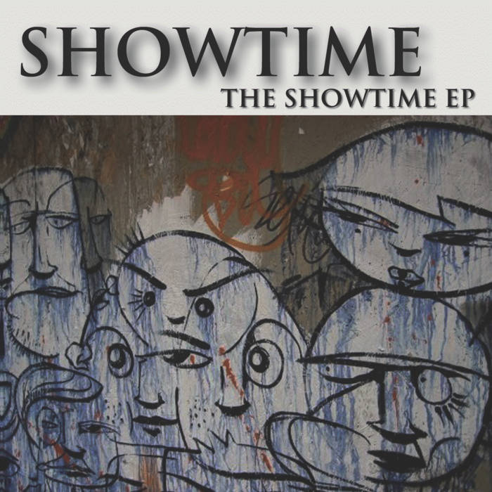 The Showtime EP (2008) cover art