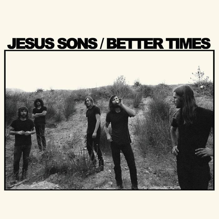 Better Times cover art