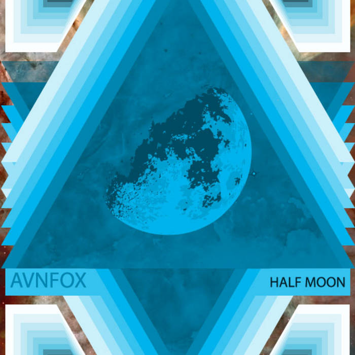 HALF MOON cover art