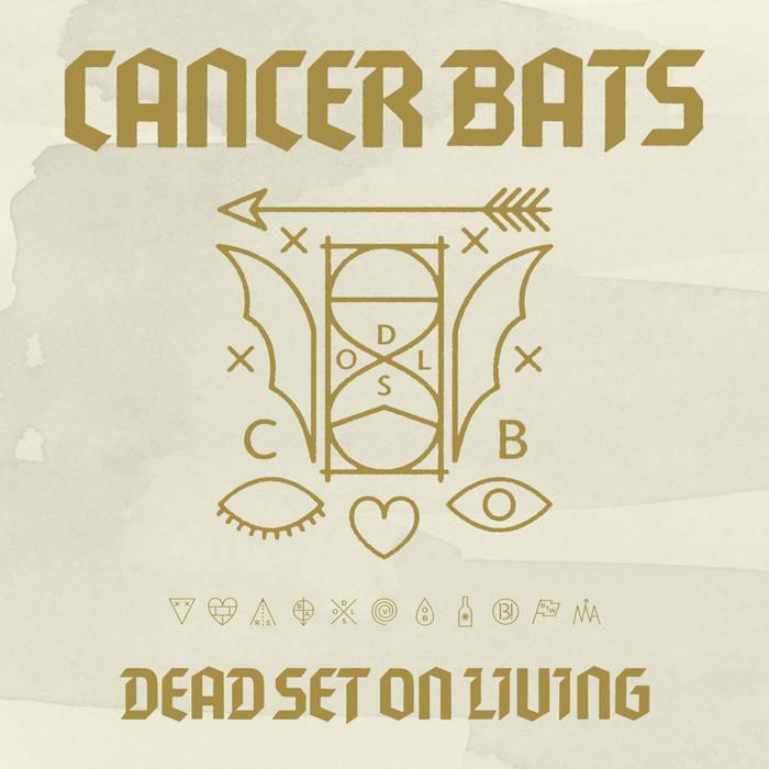 Dead Set On Living (Bonus Track Version) cover art