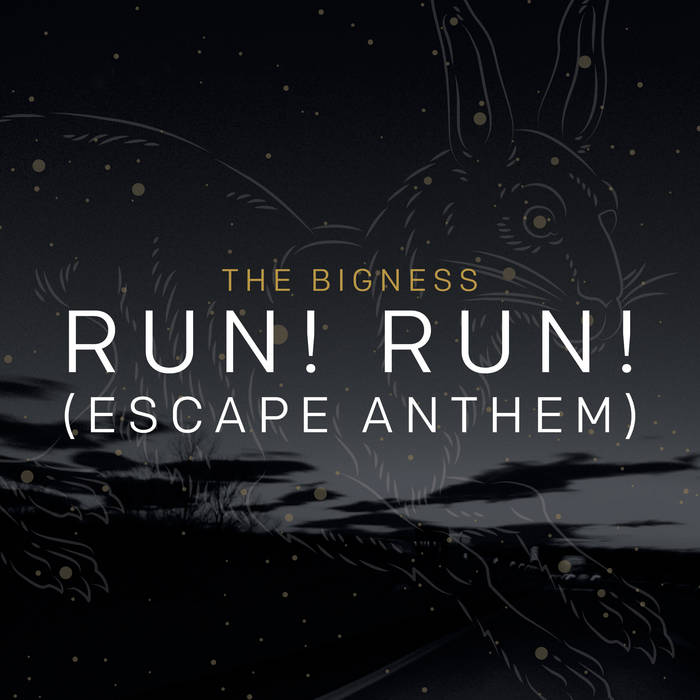 Run! Run! (Escape Anthem) cover art