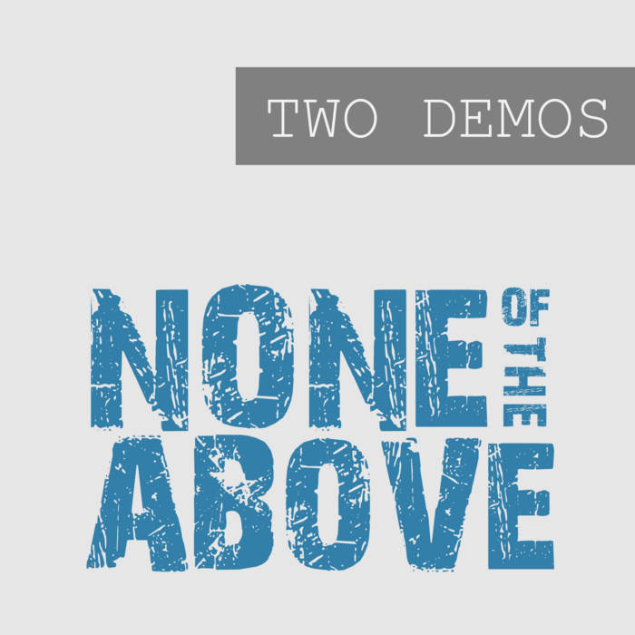 Two Demos cover art