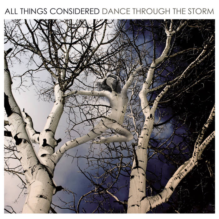 Dance Through The Storm cover art