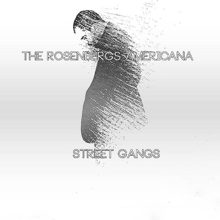 The Rosenbergs' Americana cover art